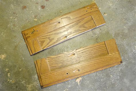 how to cut down a cabinet door cutting down a few cabinet doors to fit young house love
