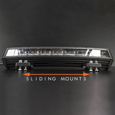 40 curved led light bar 40 5 inch st2k curved drive 16 led light bar