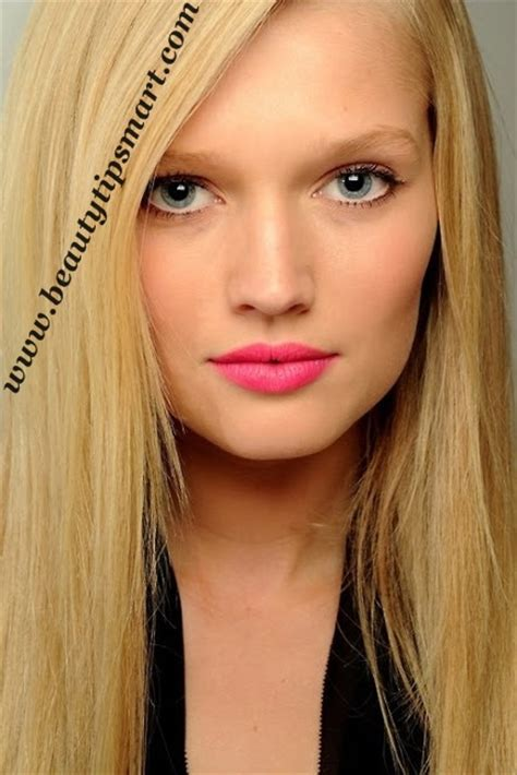 blonde lipstick colours best color lipstick for blondes the art of beauty