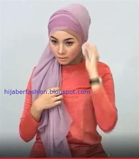 Musdalifah Syar I model pasmina panjang new style for 2016 2017