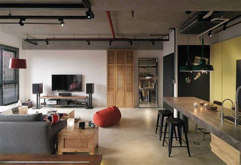 luxury small apartment in taipei by studio oj caandesign 台北 35 坪 loft 風公寓改造 decomyplace 新聞