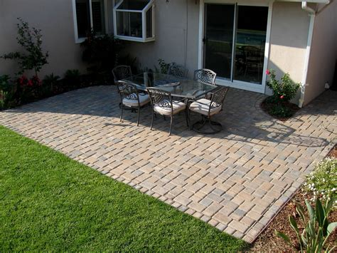 Patio And Backyard Designs Paver Patio New At Backyard Paver Patio Pictures House Design And Planning Formabuona