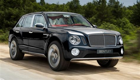 bentley suv 2015 interior bentley bentayga is heading to showrooms