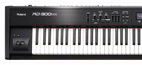 Keyboard Roland Rd 300nx stage piano roland rd 300nx infomusic pl