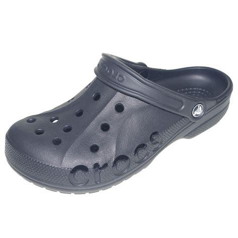 crocs shoes crocs shoes clogs baya black ebay