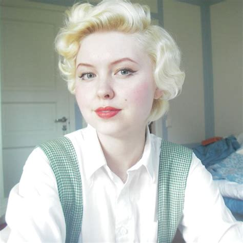 pin curl pixie 74 best vintage and rockabilly hairstyles for shorter hair