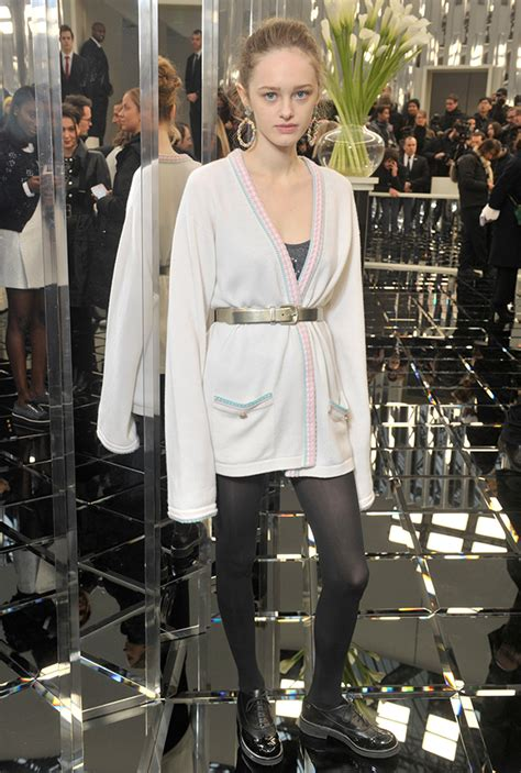 Chanel Haute Couture 2008 Front Row by Haute Couture Fashion Week Chanel Front Row Buro 24 7
