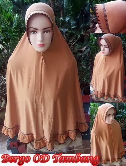 Jilbab Kerudung Daily Overdeck bergo od tambang sentral grosir jilbab kerudung i supplier jilbab i retail grosir jilbab