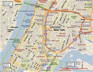 Map Of New York Bronx by East Harlem Map World Map Photos And Images