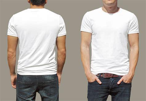 Tshirt Mens White Front 1600 ready to print crew neck t shirt white rtp apparel ready to print dtg shirts