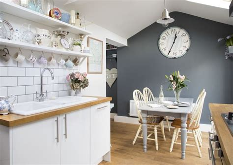 cottage kitchens magazine country cottage inspired kitchen as seen in style at home