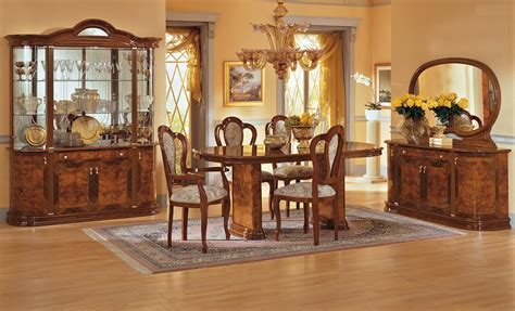 Traditional Dining Room Set Milady Traditional Dining Room Set