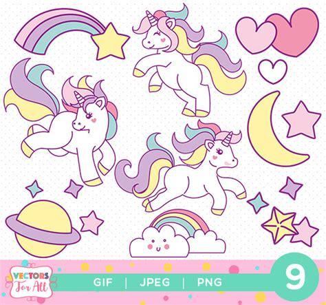 ver imagenes unicornios pack de cliparts de unicornio unicornios gif png jpg