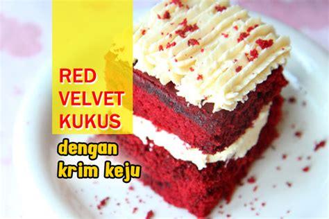 cara membuat kue kering red velvet red velvet kukus women online magazine