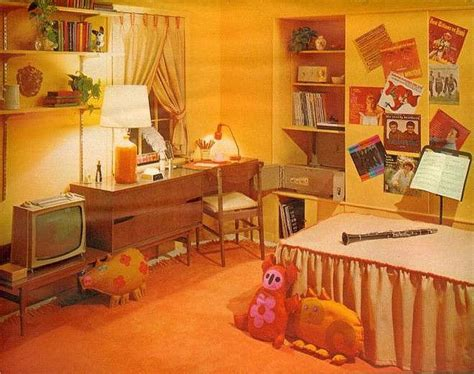retro girls bedroom 24 best 1960s bedroom images on pinterest retro bedrooms