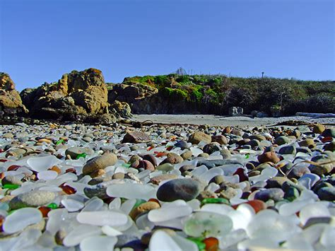 glass beach glass beach california