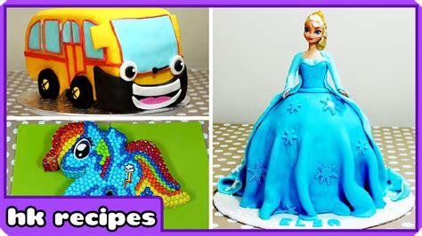 Character Cakes by Delicious Character Cakes So You Ll Wish You
