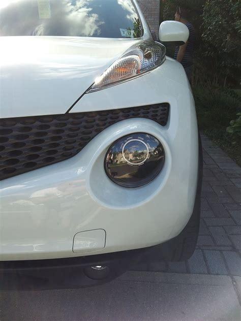 Lu Hid Nissan Juke hid retrofit nismo gators bonus strut caps