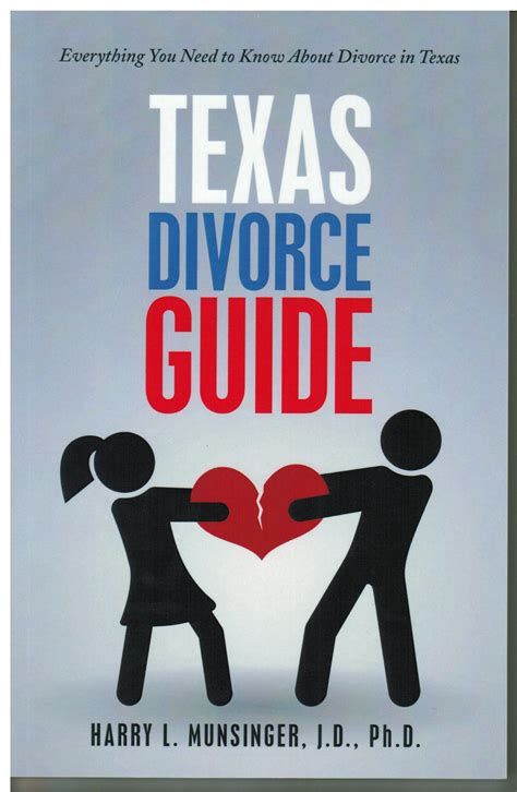 Divorce Guide san antonio attorney publishes divorce guide