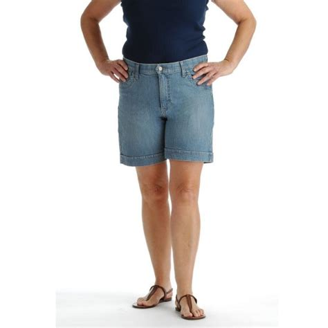 lee plus size comfort waist jeans womens plus size 18w comfort waist denim or jean shorts by