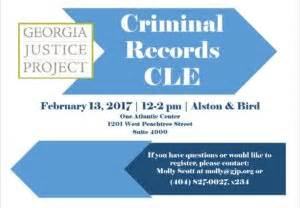How Do Criminal Records Stay On Your Record Criminal Records Cle February 13 Justice Project