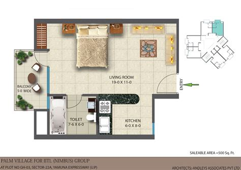 500 sq ft floor plan the 11 best 500 sq ft apartment floor plan house plans