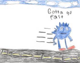 Sonic Gotta Go Fast Meme - sonic the hedgehog memes tv tropes