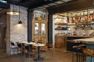 restaurant dekoration finesse et 233 l 233 gance dans le restaurant italien margherita