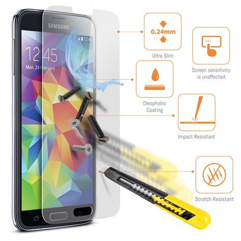 Tempered Glass Indoscreen Hikaru For Samsung Galaxy A Diskon orzly tempered glass screen samsung galaxy s5