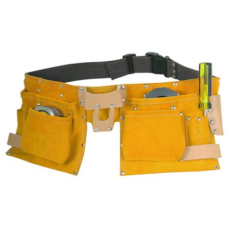carpenter s leather tool belt