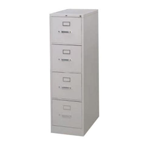 hon vertical file cabinet hon 214 series 4 drawer vertical file cabinet ebay