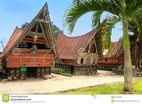 Sadru House Bali Indonesia Asia traditional batak houses on samosir island sumatra indonesia