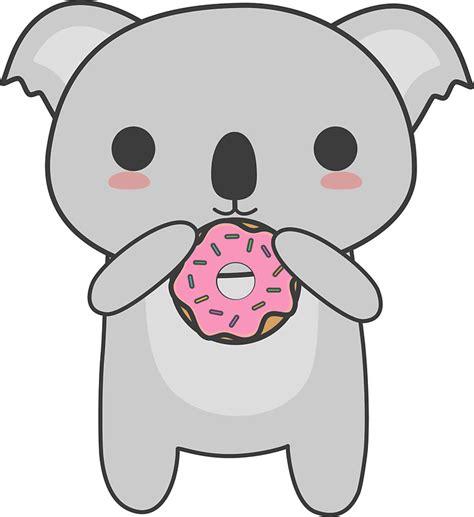 imagenes kawaii de koalas quot cute kawaii koala bear quot stickers by happinessinatee