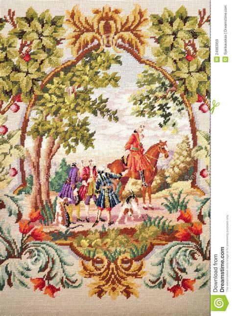 tappezzeria italiana tappezzeria antica immagini stock libere da diritti