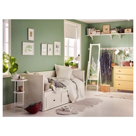bett ikea hemnes hemnes day bed frame with 3 drawers white 80x200 cm ikea