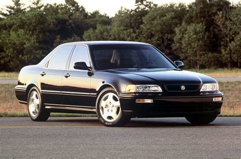 1994 acura legend gs front three quarters photo 89