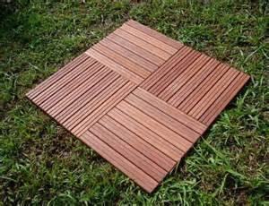 dalle de terrasse en bois produits dalles terrasses
