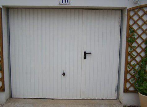 gaudissard porte de garage en pvc et aluminium