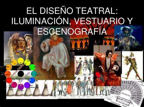 iluminacion teatral pdf el dise 241 o teatral escenografia