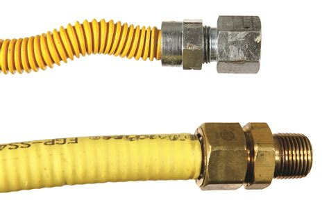 yellow gas piping in your home may pose a safety risk