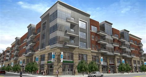 new appartment new chicago apartments revised shops and lofts at 47 plan