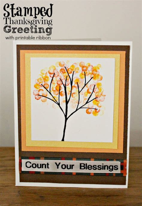 thanksgiving cards to make easy thanksgiving cards to make sting ideas
