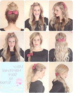 cute back to school hairstyles pinterest back to school hairstyles hair pinterest back to