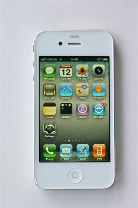 photos of the white iphone 4 saudimac