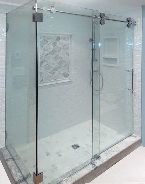 Fleurco Shower Doors Kinetik Fleurco Creative Mirror Shower