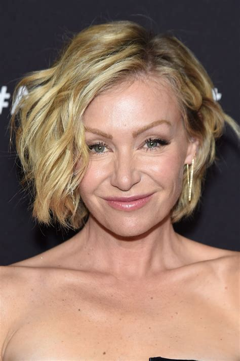 portia de rossi hairstyles short 2013 hairstyle portia de rossi short wavy cut short wavy cut lookbook