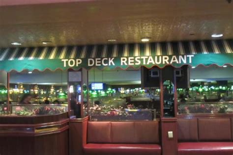 top deck restaurant menu picture of top deck restaurant reno tripadvisor