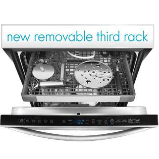 Kenmore Dishwasher Not Cleaning Top Rack by Kenmore Elite 14813 Dishwasher With Micro Clean Filration