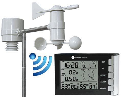 ambient weather ws 5305 wireless home weather station