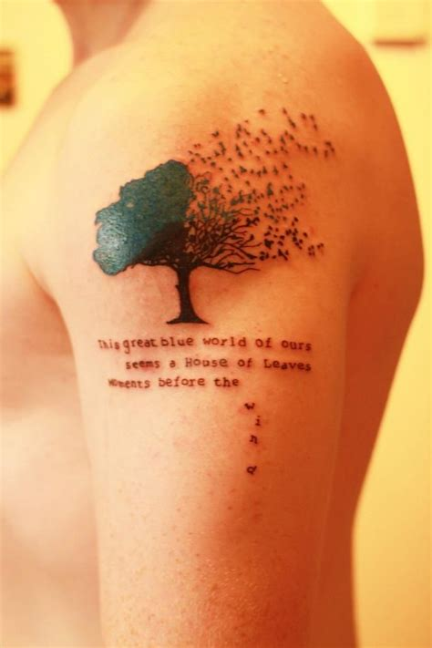 house of leaves tattoo want house of leaves ink the that doesn t